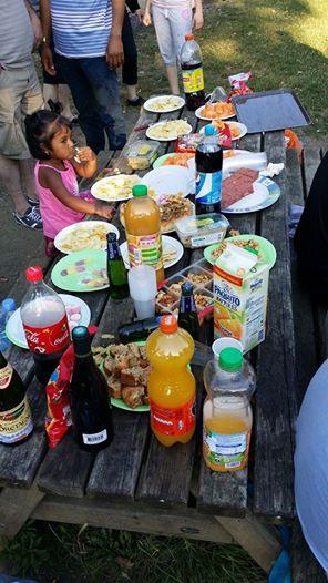 repas fin de saison 2014