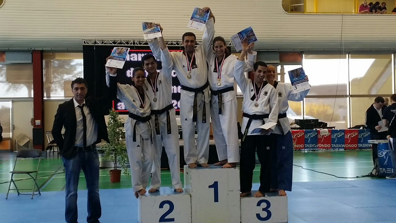 CHAMPIONNAT DE FRANCE TECHNIQUE 2015